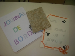 journal de bord 1