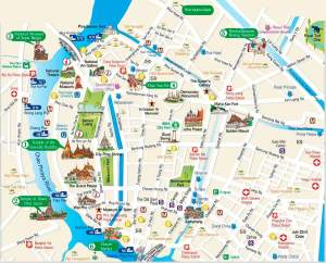 bangkok-tourist-map