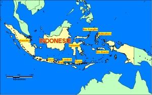 iles d'indonésie