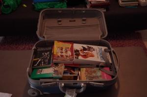 notre valise de livres
