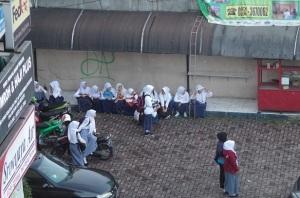 écolières