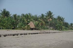 la plage de Pangandaran
