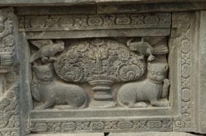 Prambanan et ballet 28 juillet 038