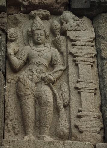 Prambanan et ballet 28 juillet 040
