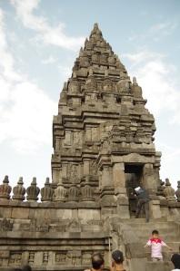 Prambanan et ballet 28 juillet 071