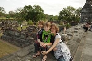 Prambanan et ballet 28 juillet 083