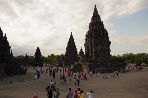 Prambanan et ballet 28 juillet 096