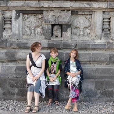 Prambanan et ballet 28 juillet 108