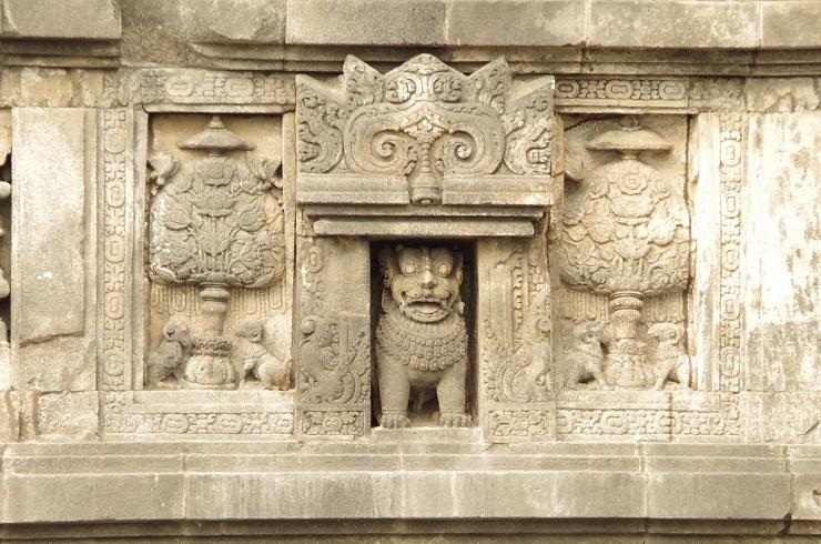 Prambanan et ballet 28 juillet 149