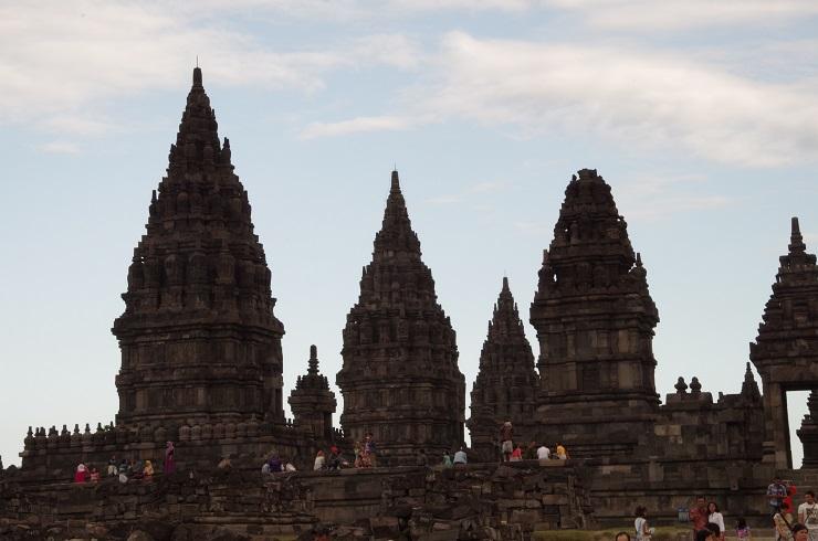 Prambanan et ballet 28 juillet 209