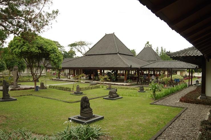 le musée de Prambanan