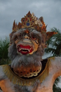 Ramayana Ballet, le singe