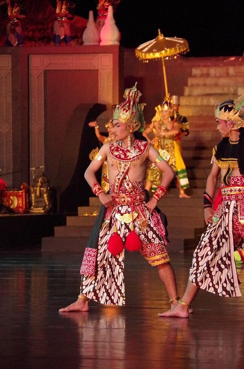 Prambanan et ballet 28 juillet 367