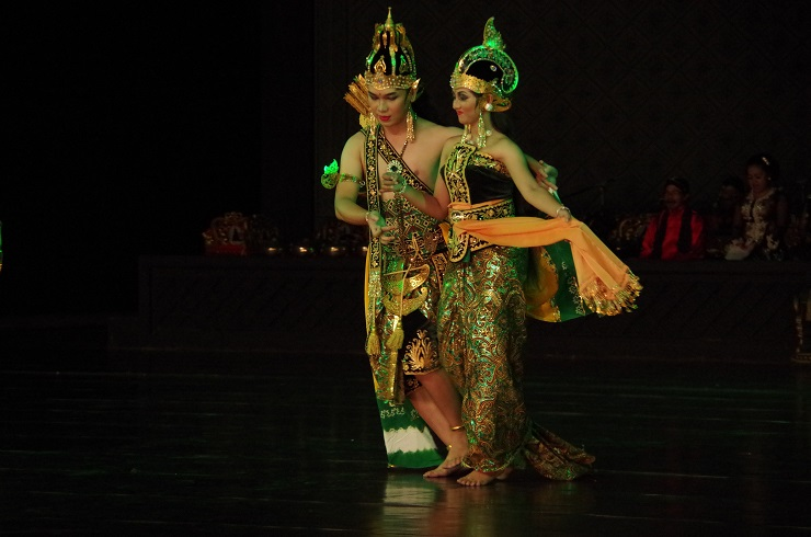 le prince Rama, le gentil, et sa princesse Shinta