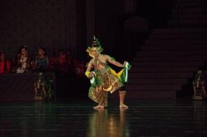 Prambanan et ballet 28 juillet 393