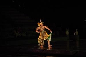 Prambanan et ballet 28 juillet 399