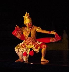Prambanan et ballet 28 juillet 405