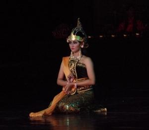 Prambanan et ballet 28 juillet 411