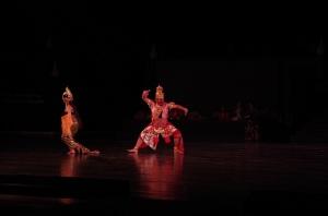 Prambanan et ballet 28 juillet 416