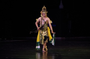 Prambanan et ballet 28 juillet 424