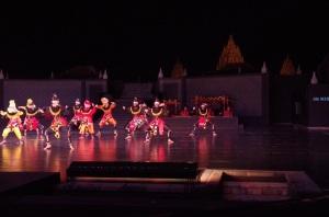 Prambanan et ballet 28 juillet 470