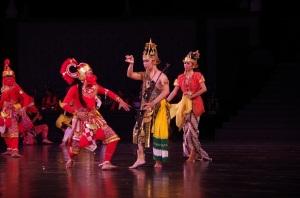Prambanan et ballet 28 juillet 496