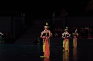 Prambanan et ballet 28 juillet 525