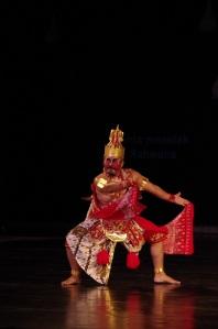 Prambanan et ballet 28 juillet 533