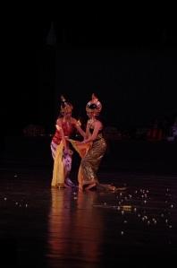 Prambanan et ballet 28 juillet 538