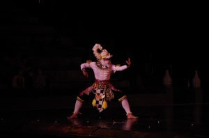 Prambanan et ballet 28 juillet 571