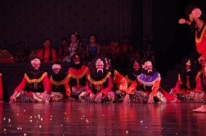 Prambanan et ballet 28 juillet 586
