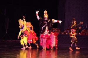 Prambanan et ballet 28 juillet 658