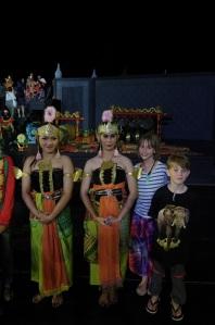 Prambanan et ballet 28 juillet 698