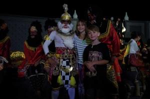 Prambanan et ballet 28 juillet 699