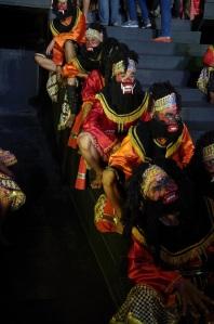 Prambanan et ballet 28 juillet 703