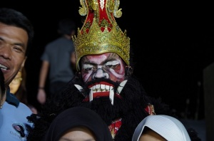 Prambanan et ballet 28 juillet 707
