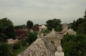 "le ""Taman Sari Water Castle"""