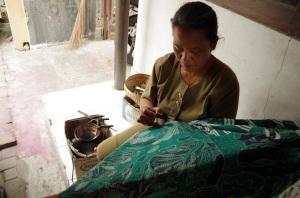 technique du batik