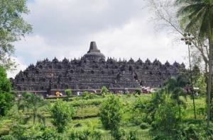 Temple de Borobudur 010