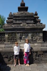 Temple de Borobudur 100