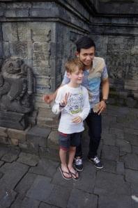Temple de Borobudur 230