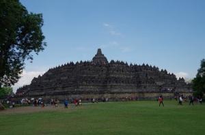 Temple de Borobudur 413