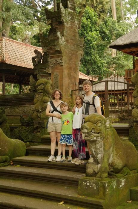 Ubud rizières et Monkey forest 094