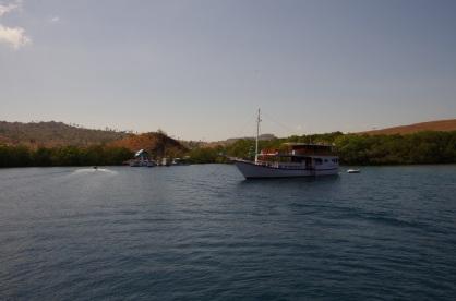Retour Flores + Gili Trawangan + J1 SIngap 171