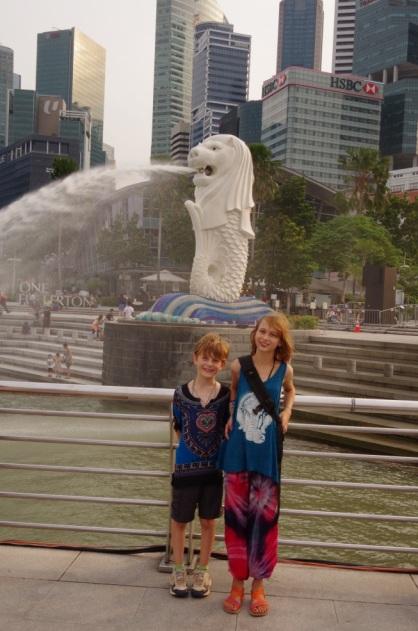 Singapour  suite 469