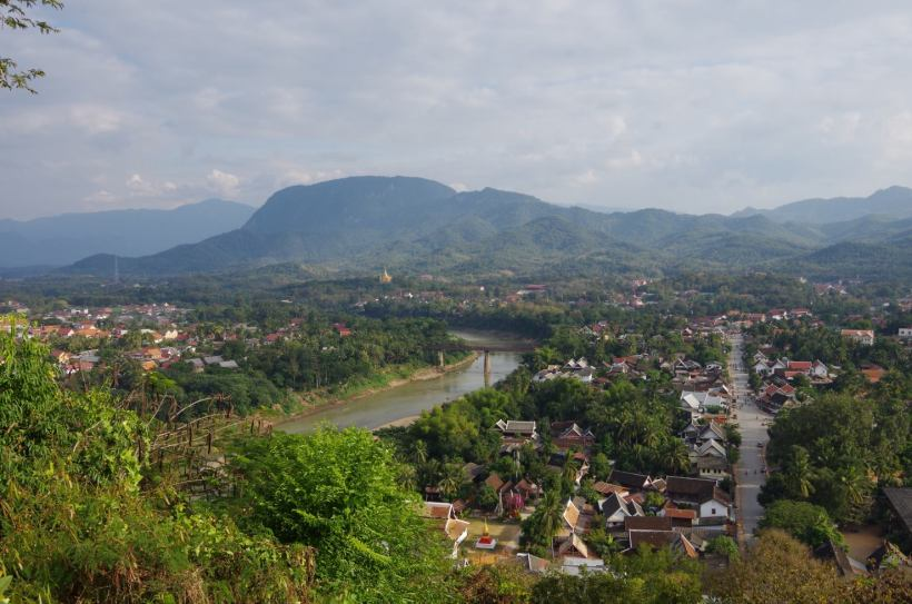Luang Prabang et Vang Vien 043
