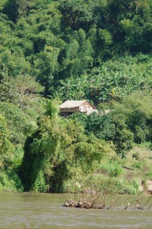 Thaton trek et descente de la rivière Kok 615