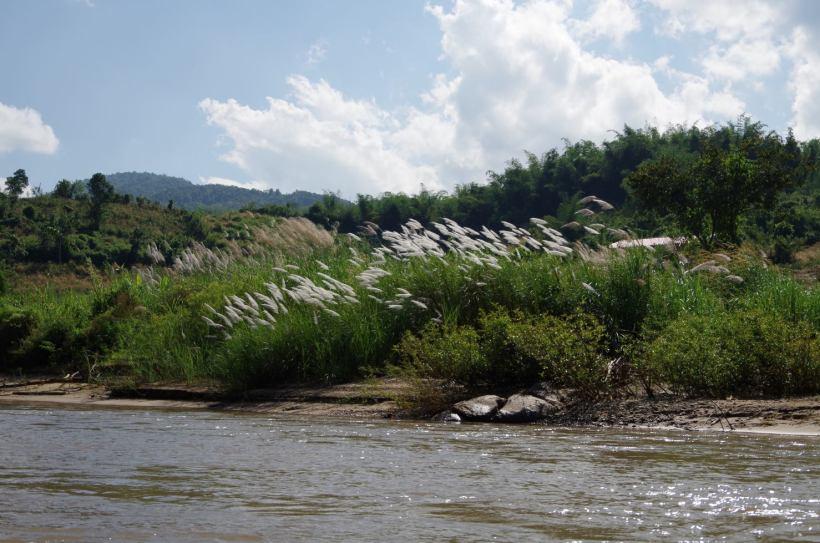 Thaton trek et descente de la rivière Kok 622