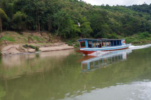 trajet Nong Khiaw 115
