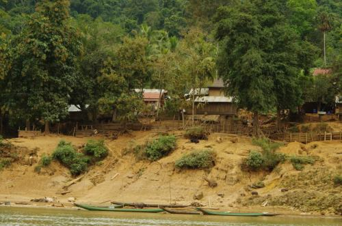 trajet Nong Khiaw 158